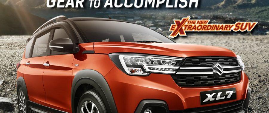 XL 7 Extraordinary SUV